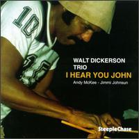 I Hear You John [live]